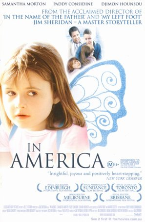 In America - Movie Poster (thumbnail)