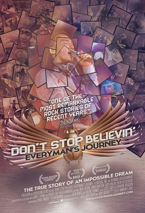 Don't Stop Believin': Everyman's Journey - Movie Poster (thumbnail)