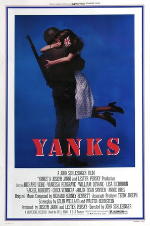 Yanks - Movie Poster (thumbnail)