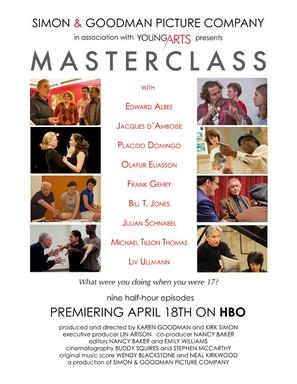 """Masterclass"" - Movie Poster (thumbnail)"