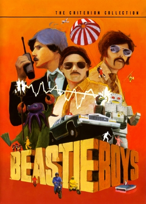 Beastie Boys: Video Anthology - DVD cover (thumbnail)