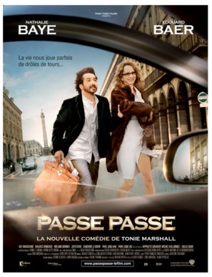 Passe-passe - French Movie Poster (thumbnail)