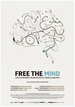 Free the Mind - Danish Movie Poster (thumbnail)