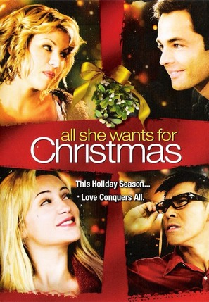 All She Wants for Christmas - Movie Cover (thumbnail)