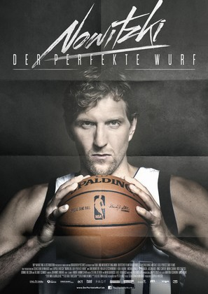 Nowitzki: Der perfekte Wurf - German Movie Poster (thumbnail)