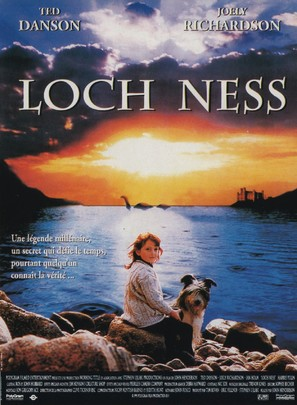 Loch Ness - French Movie Poster (thumbnail)