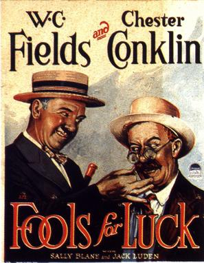 Fools for Luck - Movie Poster (thumbnail)