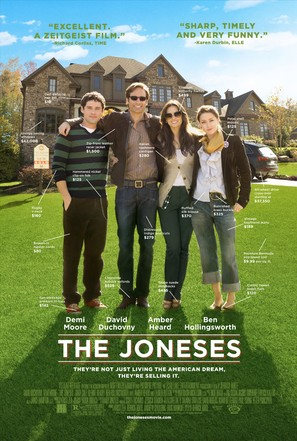 The Joneses - Movie Poster (thumbnail)