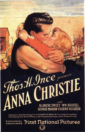 Anna Christie - Movie Poster (thumbnail)