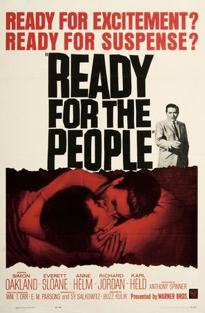 Ready for the People - Movie Poster (thumbnail)