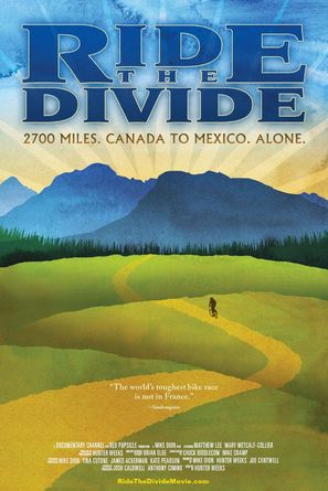 Ride the Divide - Movie Poster (thumbnail)