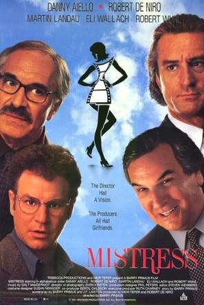 Mistress - Movie Poster (thumbnail)