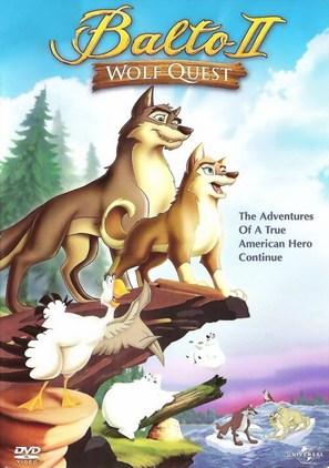 Balto: Wolf Quest - Movie Cover (thumbnail)