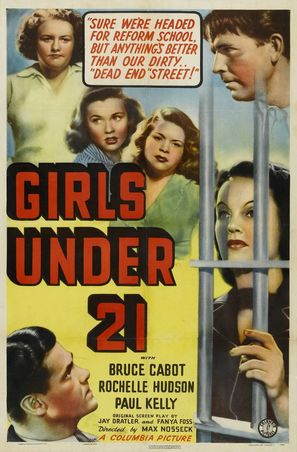 Girls Under 21 - Movie Poster (thumbnail)