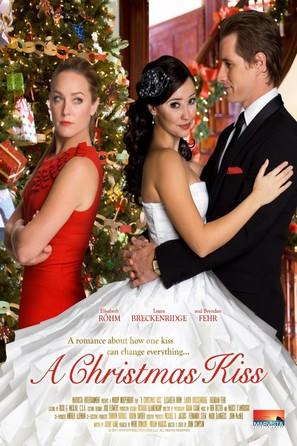 A Christmas Kiss - Movie Poster (thumbnail)