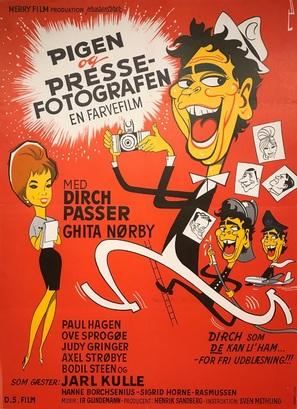 Pigen og pressefotografen