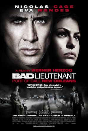 The Bad Lieutenant: Port of Call - New Orleans - Movie Poster (thumbnail)