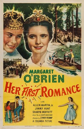 Her First Romance - Movie Poster (thumbnail)