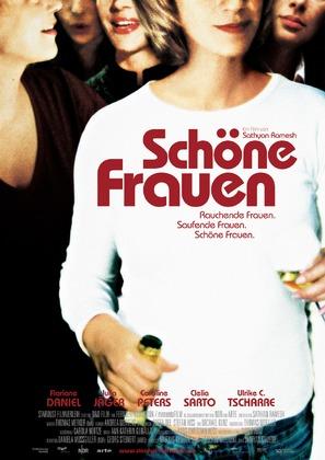 Schöne Frauen - German Movie Poster (thumbnail)