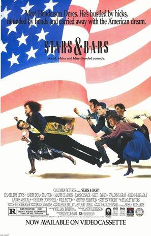 Stars and Bars - Movie Poster (thumbnail)