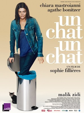 Un chat un chat - French Movie Poster (thumbnail)
