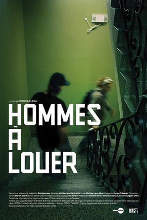 Hommes à louer - Canadian Movie Poster (thumbnail)