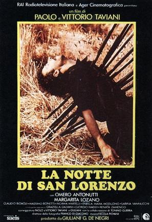 La notte di San Lorenzo - Italian Movie Poster (thumbnail)