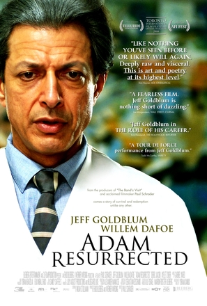Adam Resurrected - Movie Poster (thumbnail)