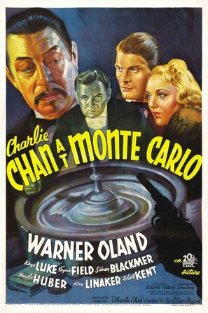 Charlie Chan at Monte Carlo - Movie Poster (thumbnail)