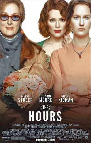 The Hours - Movie Poster (thumbnail)