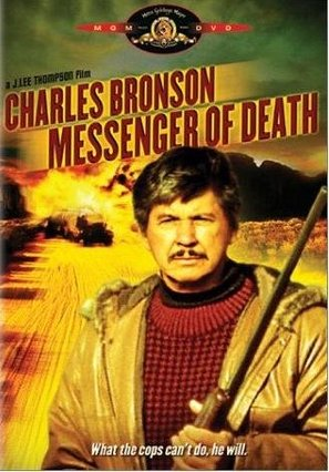 Messenger of Death - DVD cover (thumbnail)