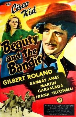 Beauty and the Bandit - Movie Poster (thumbnail)