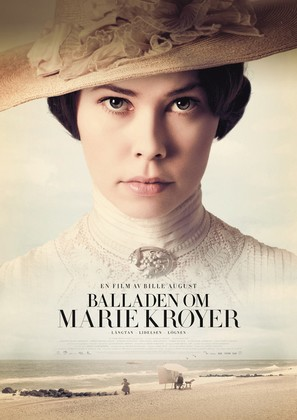 Marie Krøyer - Swedish Movie Poster (thumbnail)