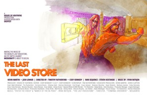 The Last Video Store - Canadian Movie Poster (thumbnail)