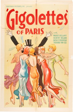 Gigolettes of Paris