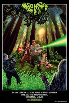 Slimed - Movie Poster (thumbnail)
