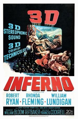 Inferno - Movie Poster (thumbnail)