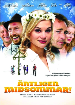 Swedish Midsummer Comedy - Swedish Movie Poster (thumbnail)
