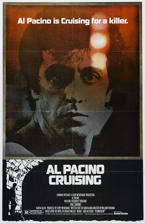 Cruising - Movie Poster (thumbnail)