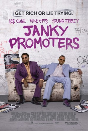 Janky Promoters - Movie Poster (thumbnail)