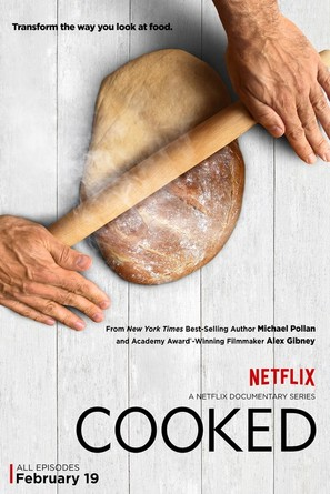 """Cooked"" - Movie Poster (thumbnail)"