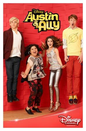 """""""Austin & Ally"""" - Movie Poster (thumbnail)"""