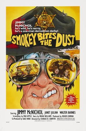 Smokey Bites the Dust - Movie Poster (thumbnail)