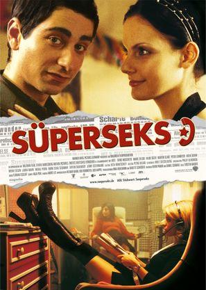 Süperseks - German poster (thumbnail)