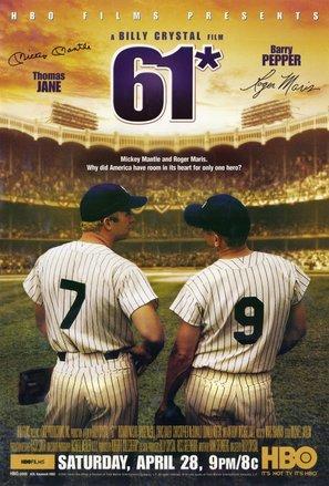 61* - Movie Poster (thumbnail)