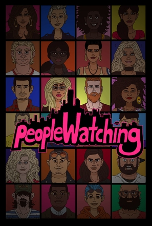 """People Watching"" - Canadian Movie Poster (thumbnail)"