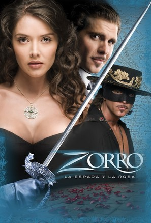 """""""Zorro: La espada y la rosa"""" - Movie Poster (thumbnail)"""