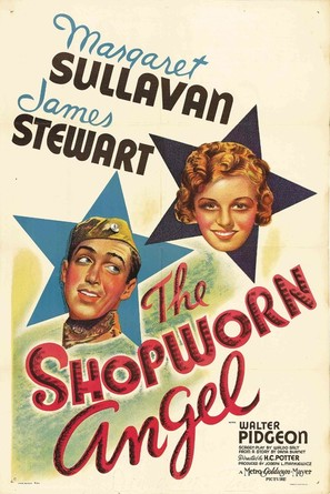 The Shopworn Angel - Movie Poster (thumbnail)