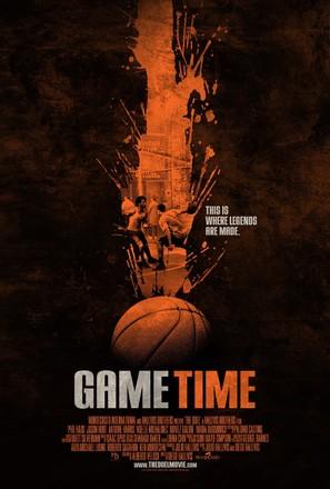 Game Time - Movie Poster (thumbnail)