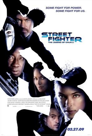 Street Fighter: The Legend of Chun-Li - Movie Poster (thumbnail)